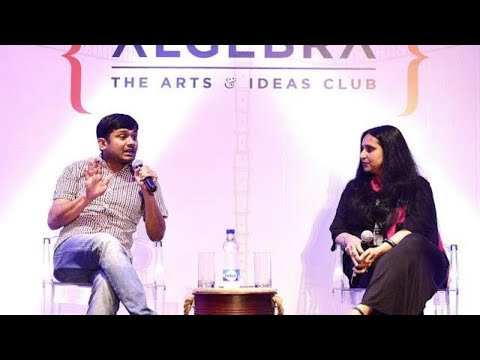 The Gadfly & The State - Kanhaiya Kumar @Algebra