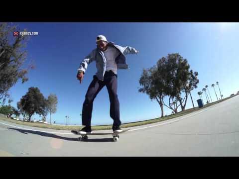 X Games Trick Tips -- Boo Johnson varial heelflip