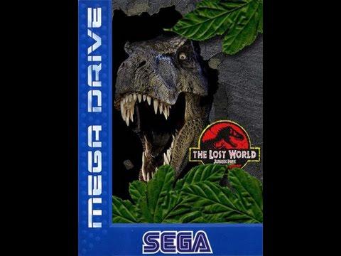 The Lost World: Jurassic Park Прохождение (Sega Rus) - Part 1/2
