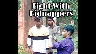 Fight with Kidnappers | Action short film | Smile Venture |