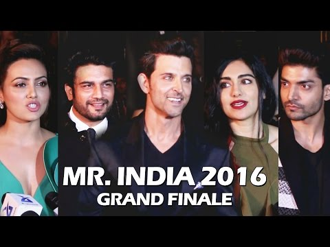 UNCUT - Mr. INDIA 2016 Finale | Hrithik Roshan, Sana Khan, Gurmeet Choudhary, Debina Bonnerjee