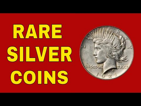 How Much Is 1921 High Relief Peace Dollar Worth? Rare Silver Coins Worth Money!