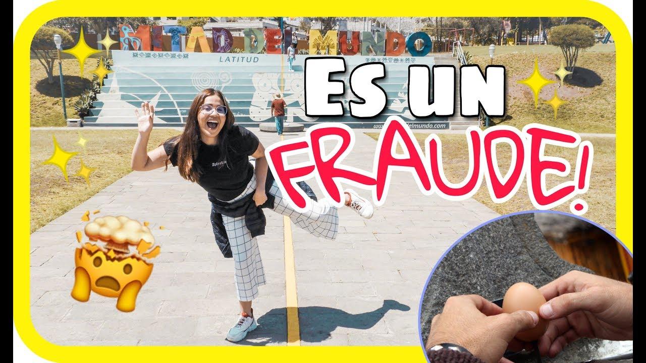 Download NADIE te dice esto de LA MITAD DEL MUNDO EN ECUADOR 😨🇪🇨 Lugar CLICKBAIT 😱