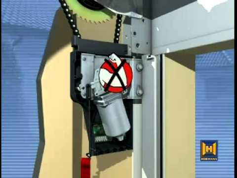 Hormann Rollmatic Roller Shutter Garage Door Installation