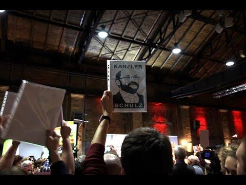#BTW17 Martin Schulz in #Leipzig am 26.02.2017