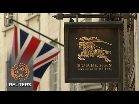 Burberry sales growth slows as US, Asia weigh