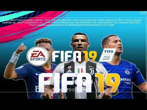 Download FTS 19 MOD FIFA 19 Edition Android |Offline| *Graphics HD* New Update