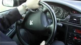 Экстремальное вождение. Вращение рулевого колеса .(http://brkauto.ru/ - Большой Российский каталог автомобилей.
