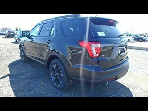 New 2018 Ford Explorer Sterling Heights, MI #FJ4579 · Suburban Ford Mazda  ...
