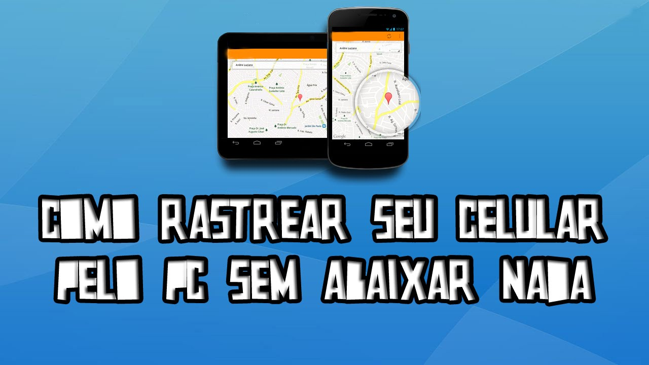 rastreador de celular via satellite download