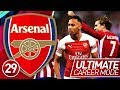 FIFA 19 ARSENAL CAREER MODE #29 | ATLETICO AWAY! (ULTIMATE DIFFICULTY)
