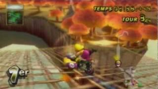 Présentation du jeu Mario Kart Wii
