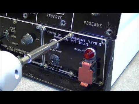 Battletank control panel teardown