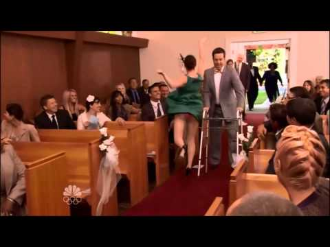 Jim and Pam Wedding March