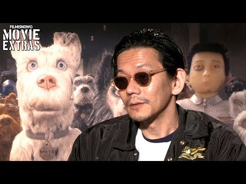 ISLE OF DOGS | Kunichi Nomura talks about his experience making the movie en streaming