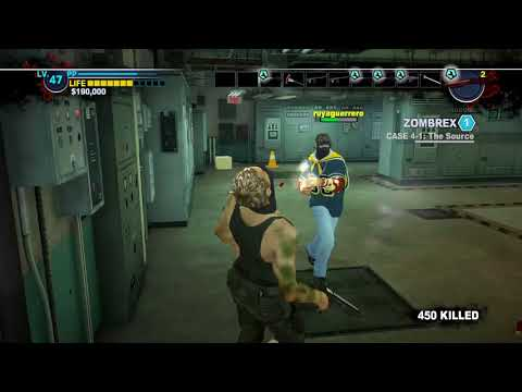 Dead Rising 2 in a nutshell(minus the search for a rotten burger)