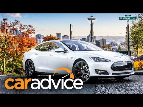 Tesla Model S P85+ review : US Road Trip from Seattle to LA