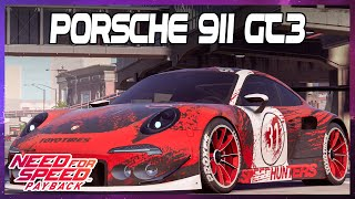 Need for Speed Payback - Porsche 911 GT3 RS Customization