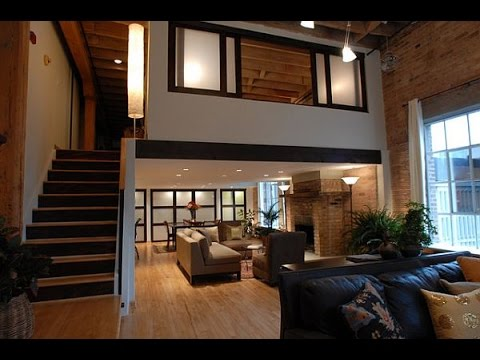 Stunning Loft Interior Design Ideas