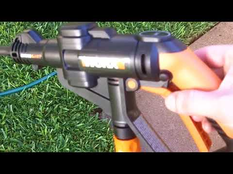 Product Review: Worx Hydroshot Portable Power Cleaner
