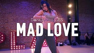 Sean Paul, David Guetta ft. Becky G - Mad Love | Nicole Kirkland Choreography | DanceOn Class Video