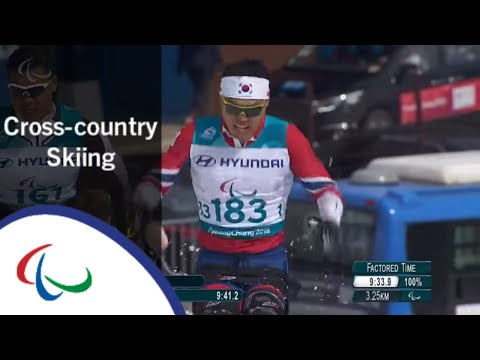 Middle distance sitting | Cross-country skiing | PyeongChang2018 Paralympic Winter Games