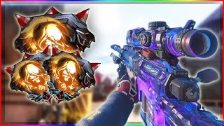 """LOCUS DEFAULT SCOPE NUCLEAR!"" Black Ops 3 Sniping Nuclear! (BO3) 