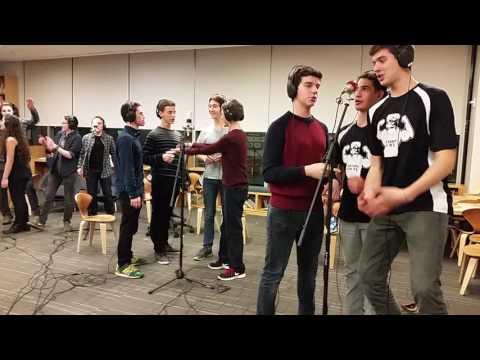 Heschel Harmonizers Recording I Want You Back