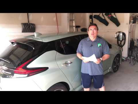 A 2-month review of my 2018 Nissan Leaf