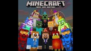 Pack com todas as DLC e TU de Minecraft xbox 360 RGH/JTAG download MEGA