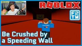 IMPOSSIWALL EDITION!!! Roblox wird von einer Rasenwand zerquetscht