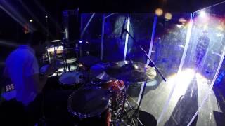 "ТОКIO ""Я тебя люблю"" live at Сroсus City Hall (drum cam)"