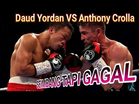 Daud Yordan Kalah dari Anthony Crolla Mp3