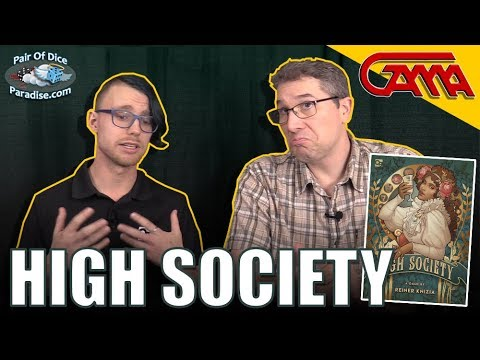 High Society & what Osprey Games looks for in a game
