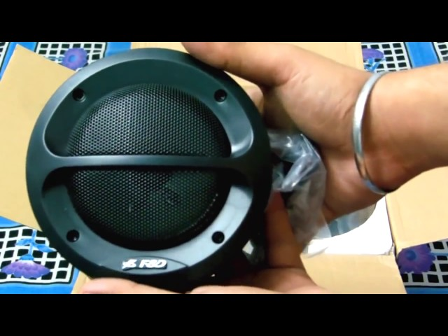 F&D A110 Speaker Unboxing