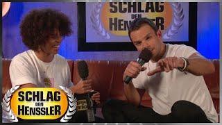 Schlag den Henssler - Backstage Interview mit Steffen Henssler