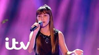 Little Big Shots   Kayleigh's Amazing Performance of 'Hallelujah'   ITV