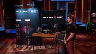PolarPro Deal with Mark & Robert - Shark Tank