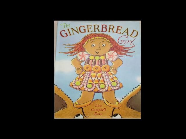 The Gingerbread Girl Book Read Aloud