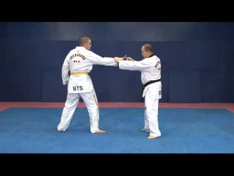 Taekwondo Knife Self Defense #1