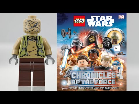 New LEGO Star Wars The Force Awakens 2016 minifigure coming in a new book!