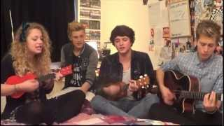 Love Is Easy - The Vamps & Carrie Fletcher (McFly Cover)