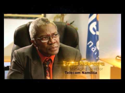 Telecom Namibia MD on WACS 1.flv