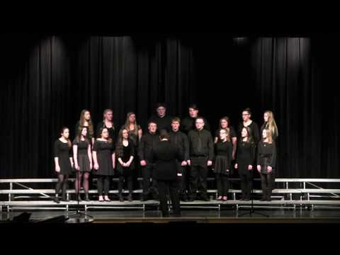 WPHS Select Chorus - We Are the Music-Makers - Andy Beck