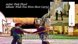 Have A Cigar - Pink Floyd (1975) FLAC Audio Remaster HD 1080p Video