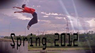 parkour freerunning spring 2012 vladimir koldaev