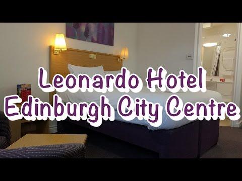 Leonardo Hotel Edinburgh City Centre ROOM TOUR   JoyDellaVita