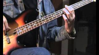 The Animals - House Of The Rising Sun - Bass Cover