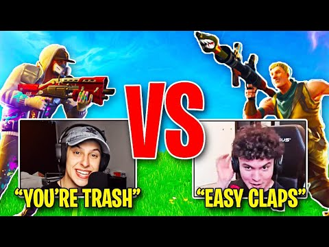 So I Killed FaZe Cizzorz in Fortnite (Random 1v1)
