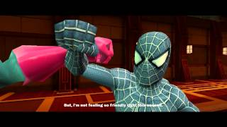 Spider-Man: Friend Or Foe - Chapter 5 - Annapurna, Nepal & Ending (Cutscenes)
